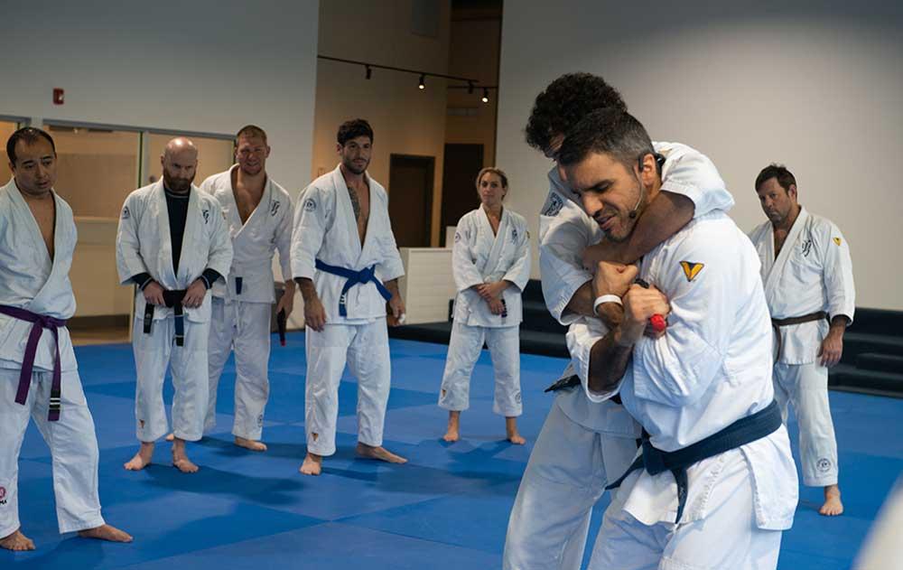 Free Martial Arts Class