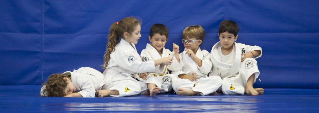 Useful Defensive Skills For Children